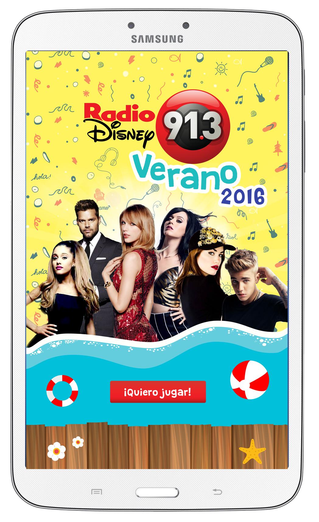 App Radio Disney